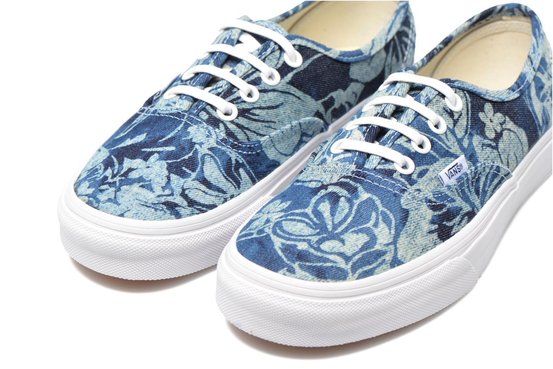 Sneaker Vans Authentic w blau 3 von 4 ansichten