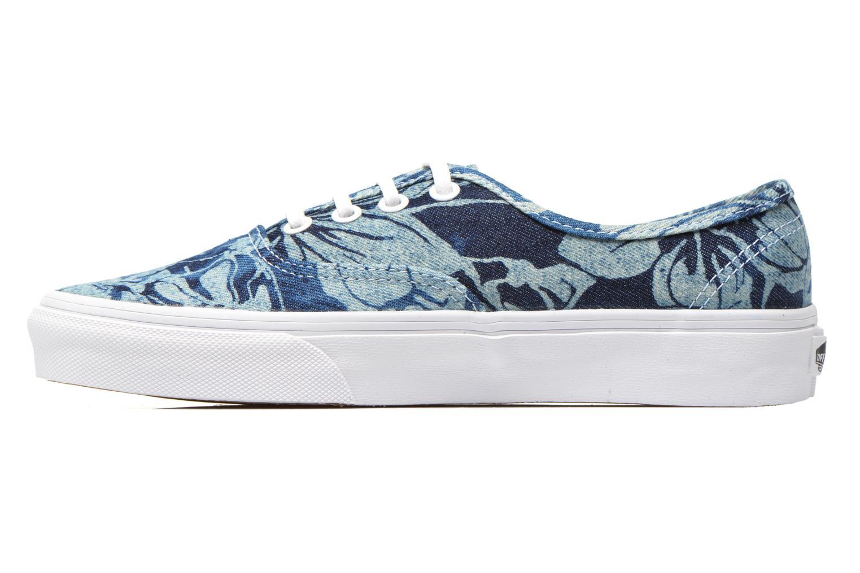 Sneakers Vans Authentic w Blauw voorkant
