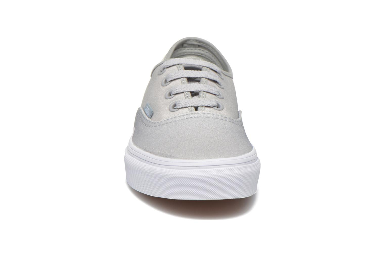 Authentic w (2 Tone Glitter) White/High-Rise