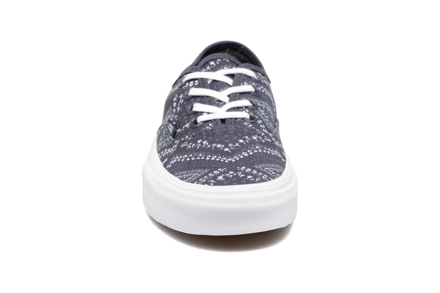 Sneakers Vans Authentic w Blauw model