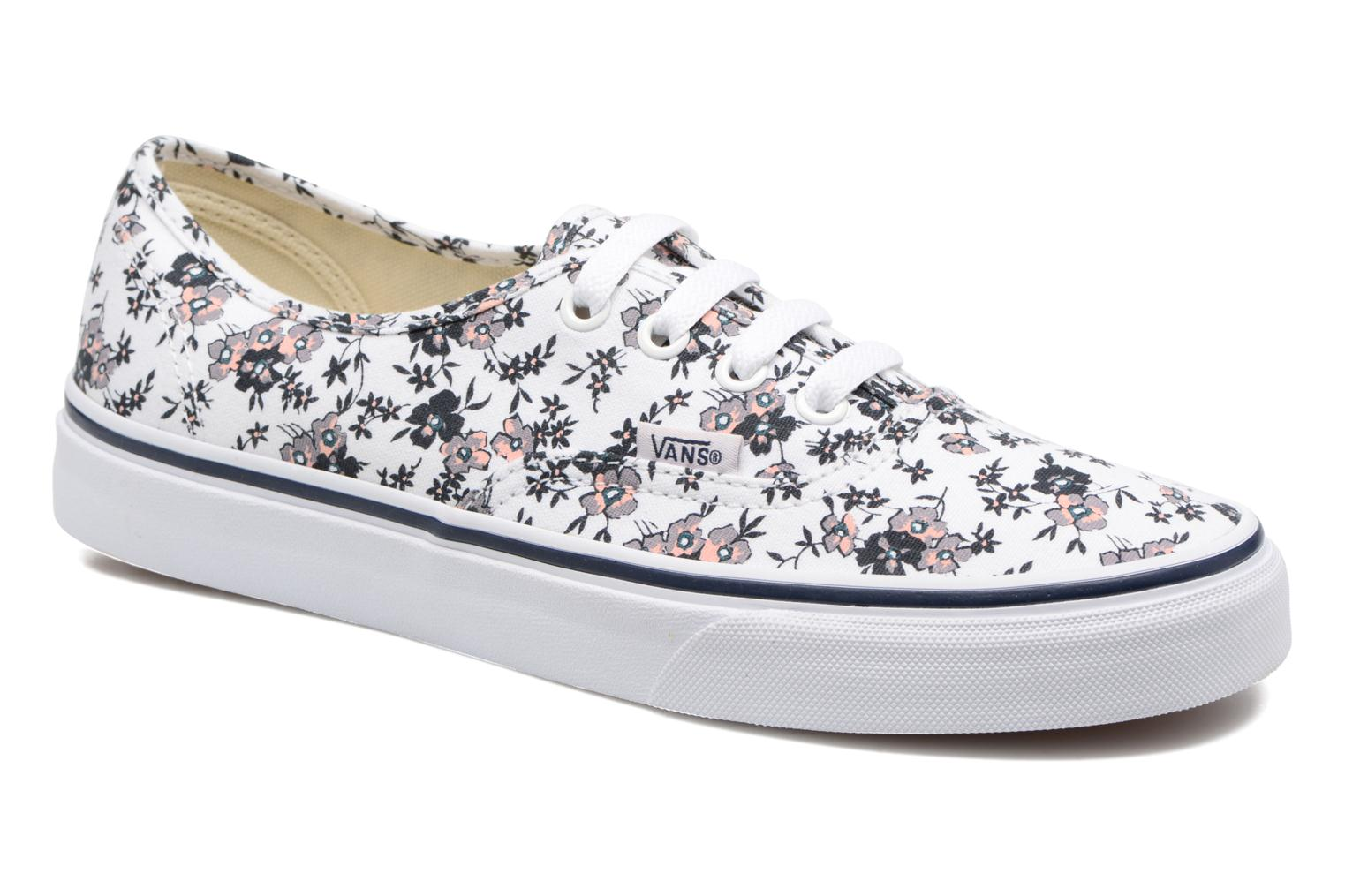 Sneakers Vans Authentic w Wit detail