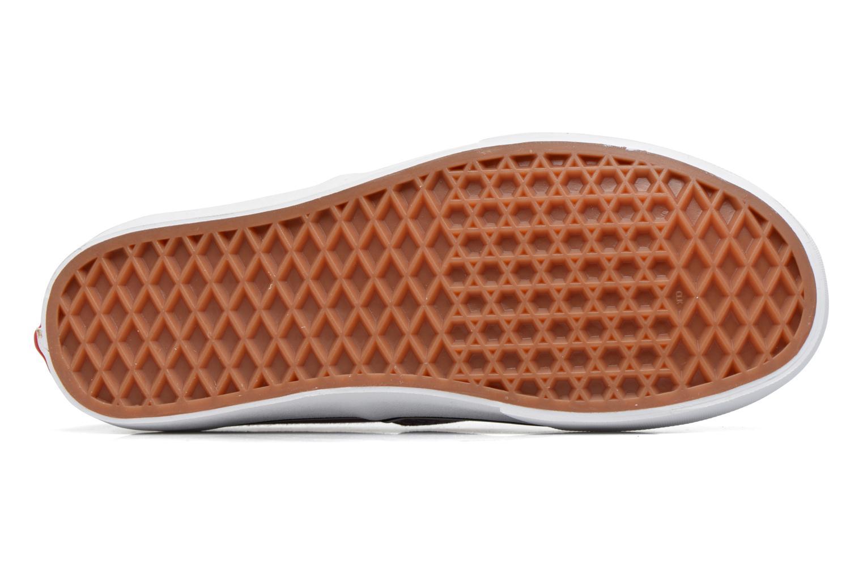 Sneaker Vans Authentic w lila ansicht von oben