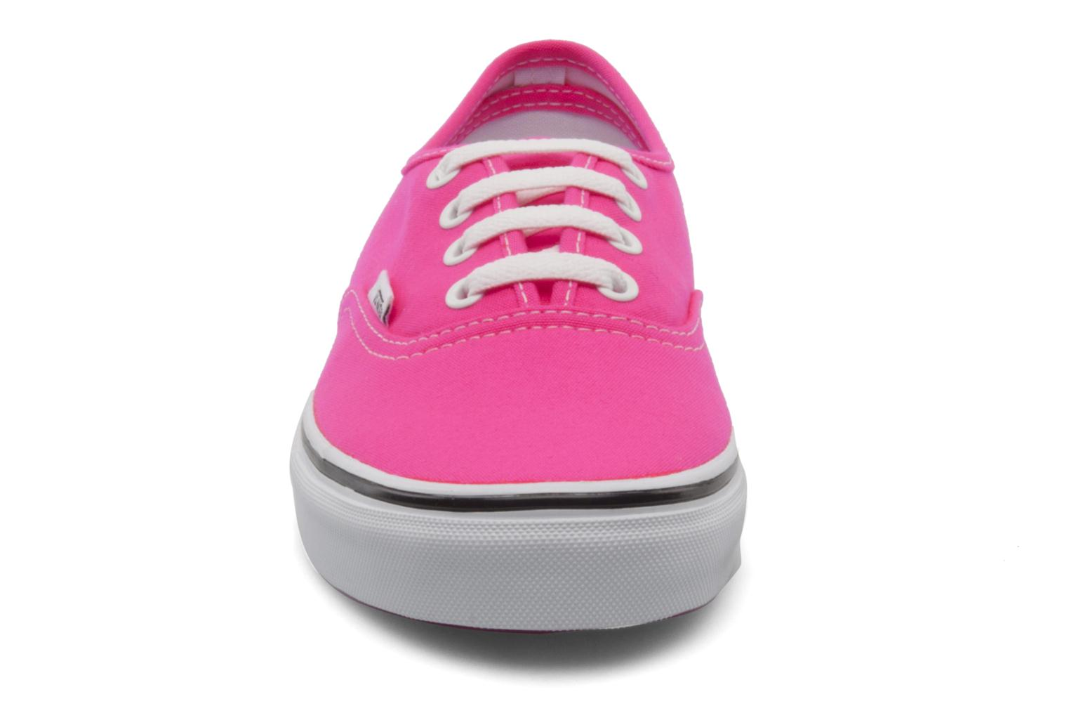 Sneakers Vans Authentic w Roze model
