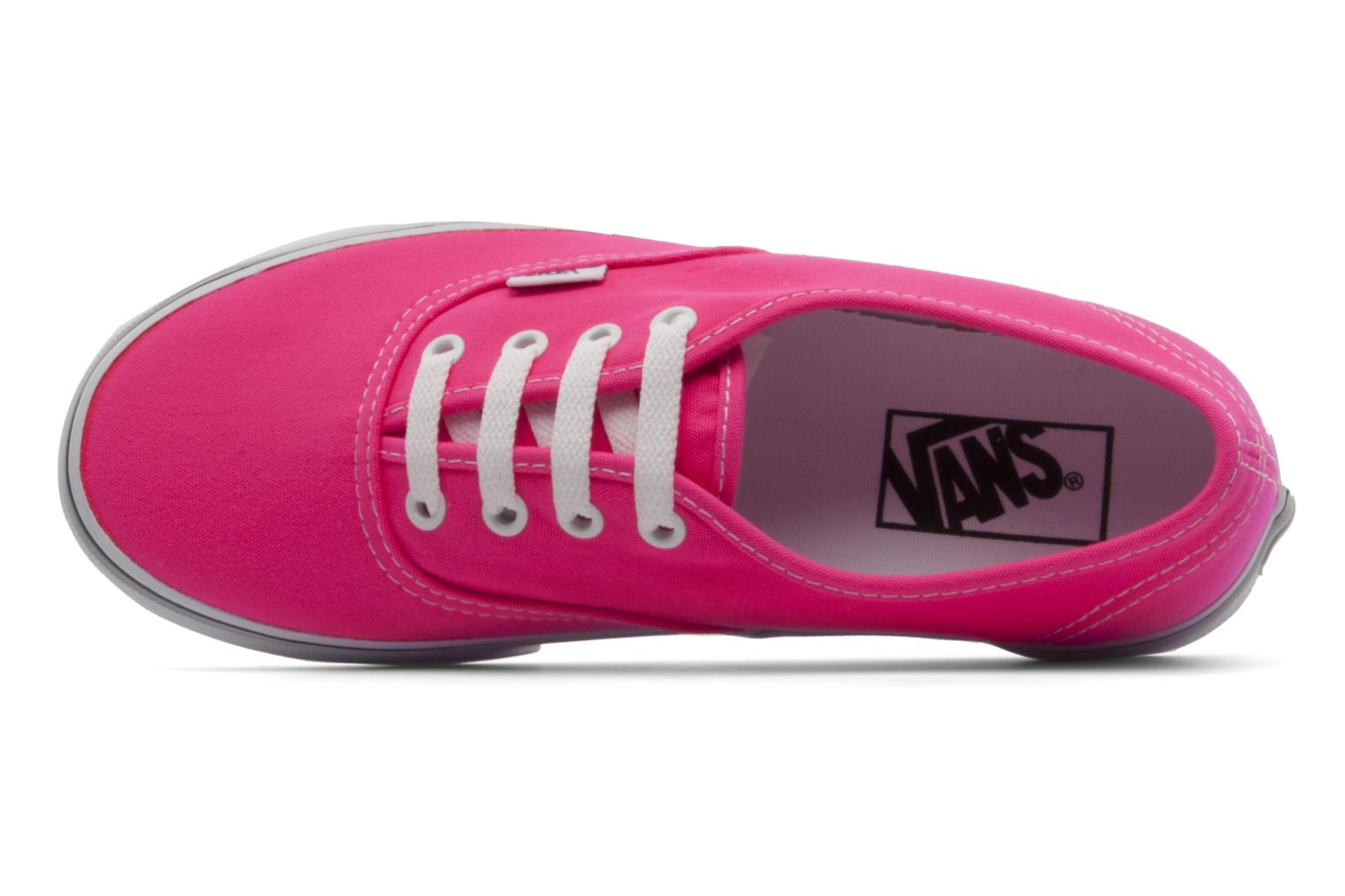 Sneakers Vans Authentic w Roze links