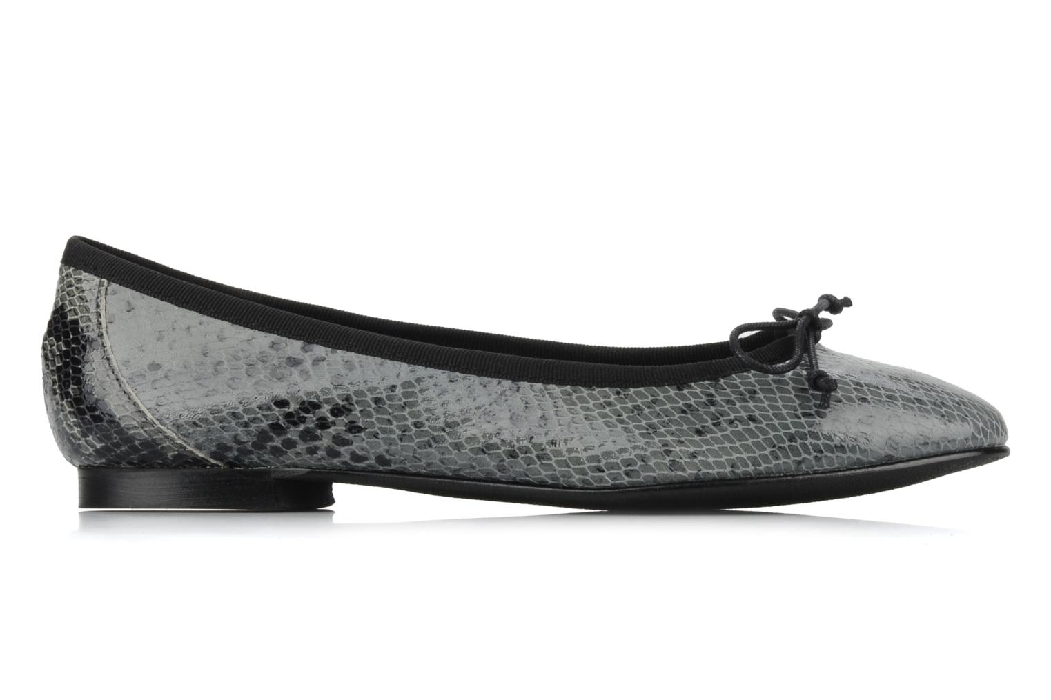 Ballet pumps Eden Kawi Silver back view