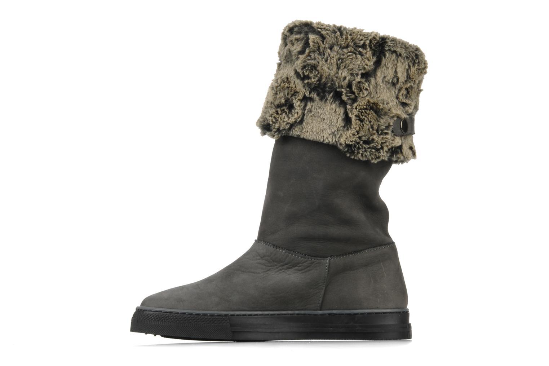 Bottines et boots Eden Blimer Gris vue face