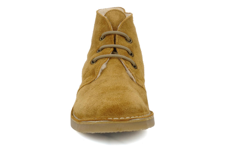 Stiefeletten & Boots Eden Blanca braun schuhe getragen