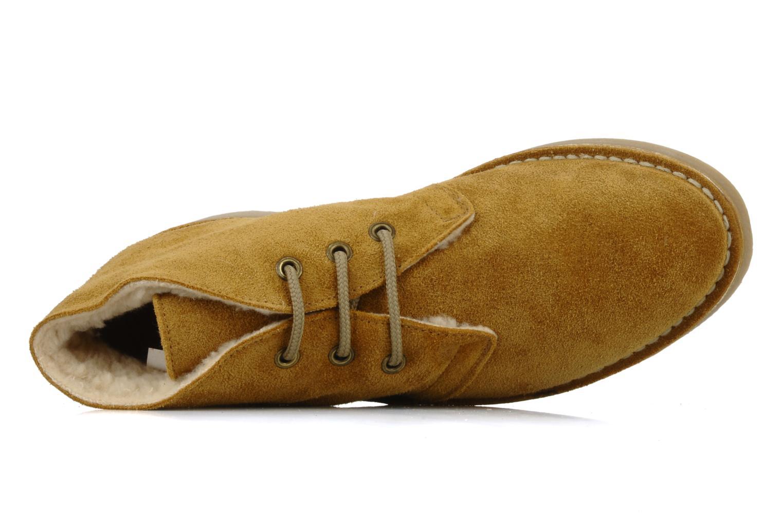 Stiefeletten & Boots Eden Blanca braun ansicht von links