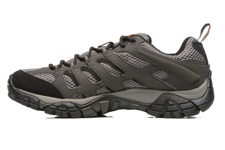 Chaussures de sport Merrell Moab GTX Gris vue face