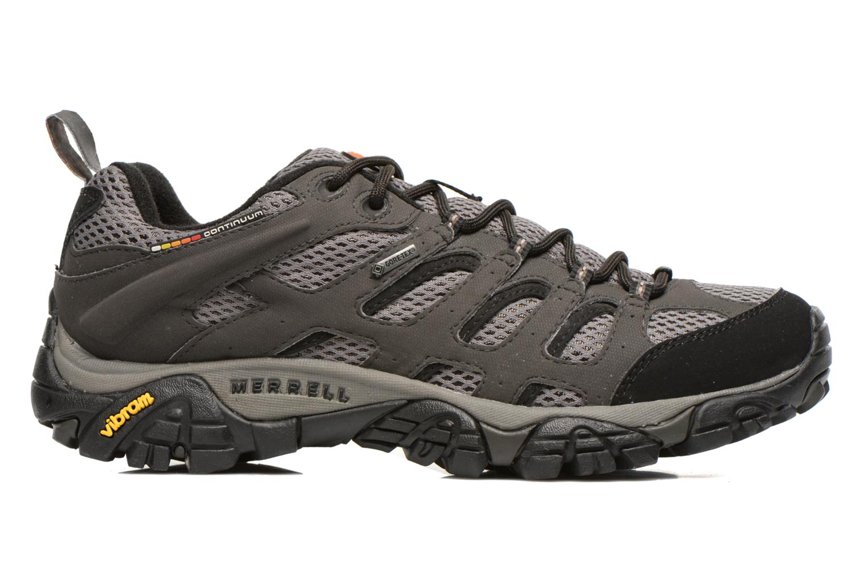Chaussures de sport Merrell Moab GTX Gris vue derrière