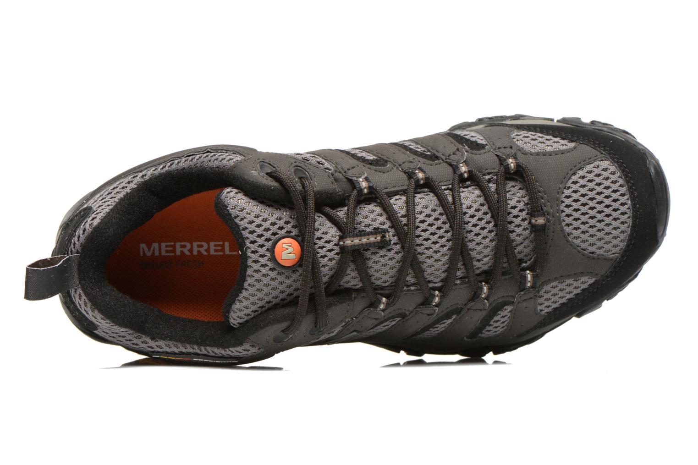 Chaussures de sport Merrell Moab GTX Gris vue gauche