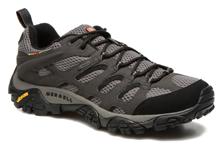 Chaussures de sport Merrell Moab GTX Gris vue détail/paire