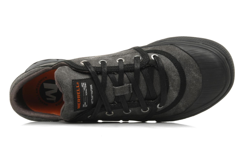 Scarpe sportive Merrell Primed lace Grigio immagine sinistra