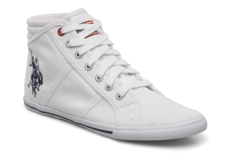 Sneakers U.S Polo Assn. Brooks Bianco vedi dettaglio/paio