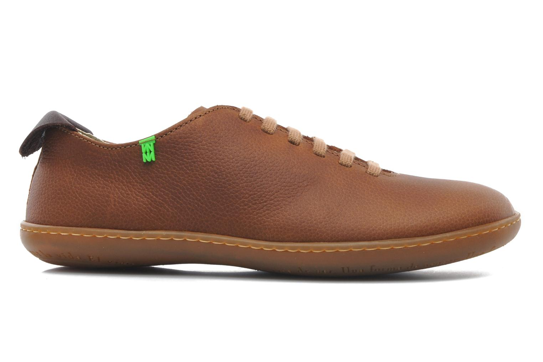 Zapatos de hombres y mujeres de moda casual El Naturalista El Viajero N296 W (Marrón) - Zapatos con cordones en Más cómodo