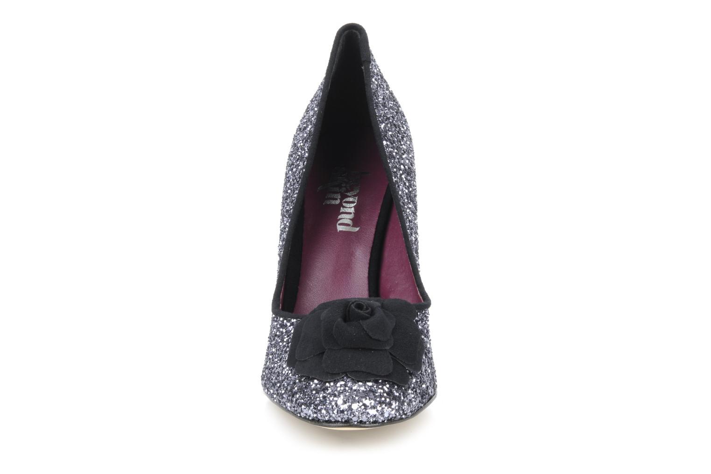 High heels Beyond Skin SWEETIE Silver model view