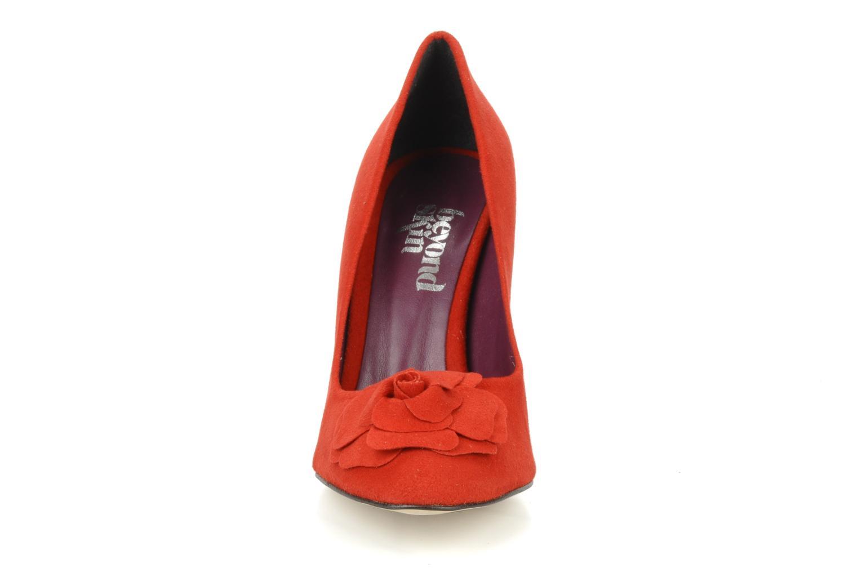 High heels Beyond Skin SWEETIE Red model view