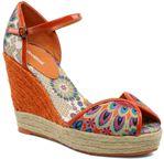 Sandales et nu-pieds Femme Leilani