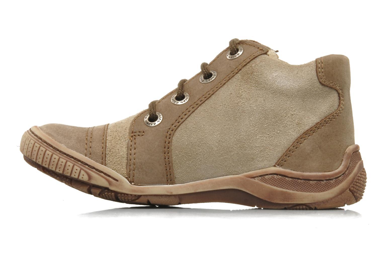 Boots en enkellaarsjes Aster HADDOCK Bruin voorkant