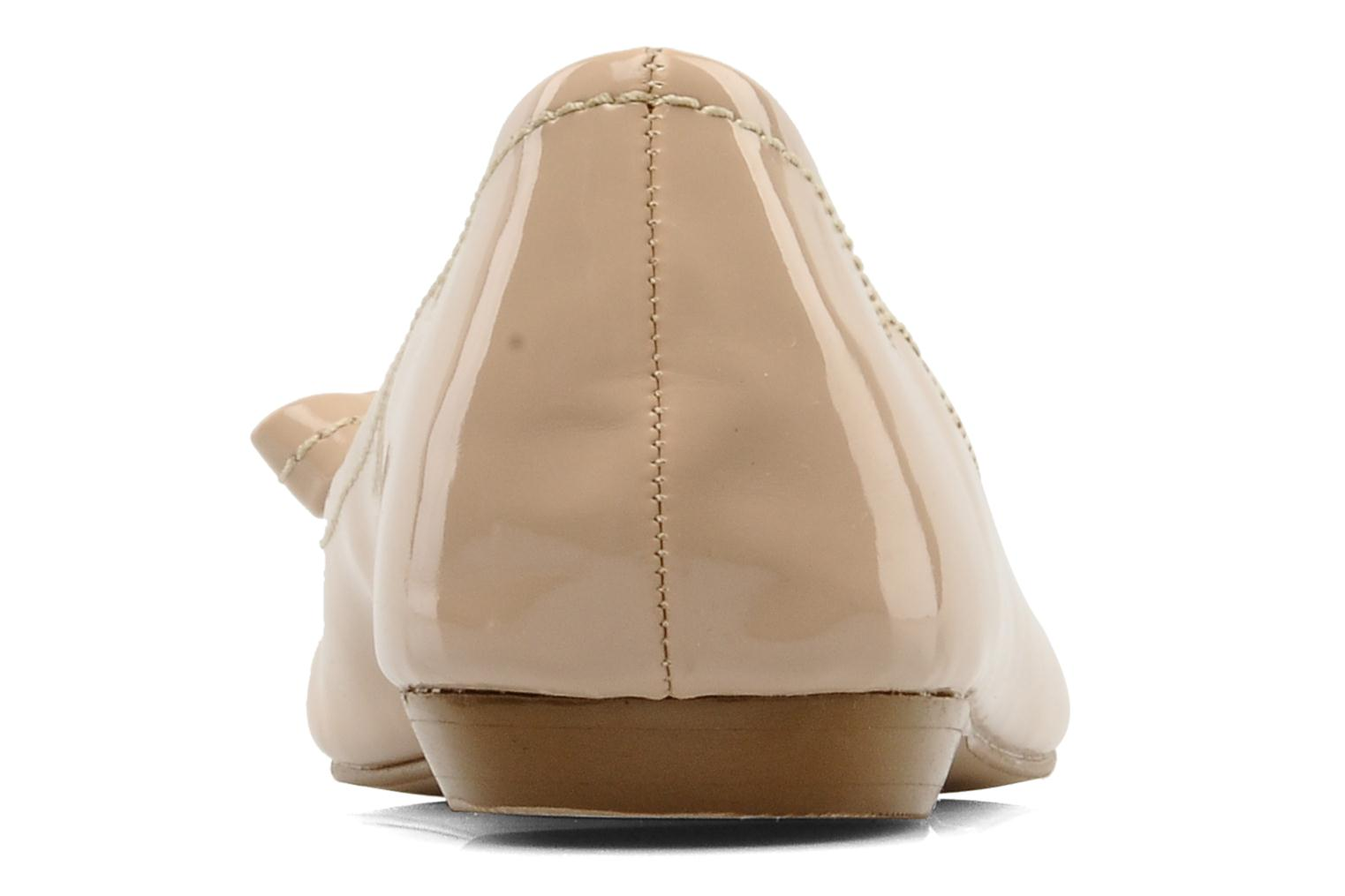 Ballet pumps Carvela LINDSEY Beige view from the right
