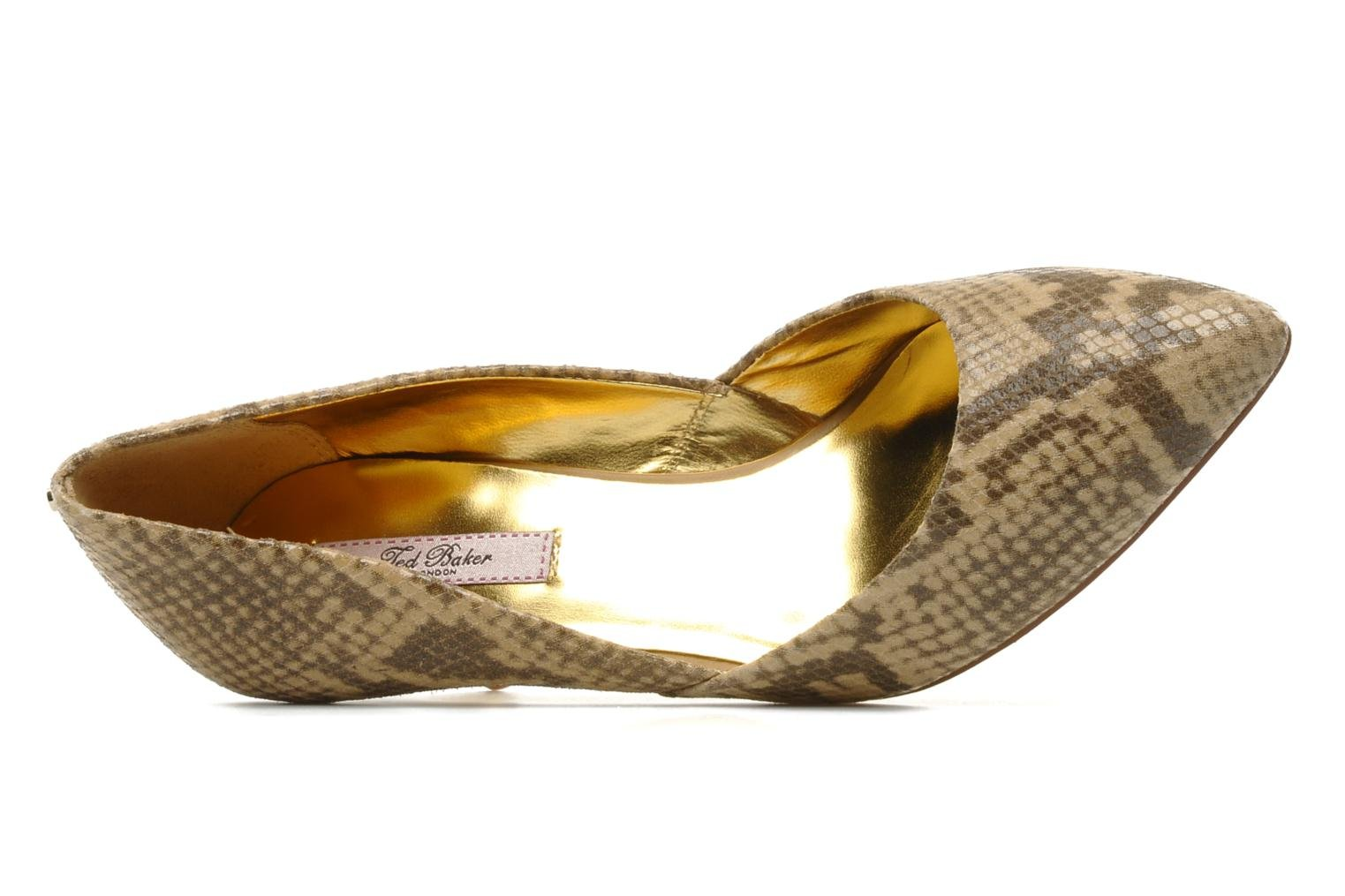 High heels Ted Baker HARRISIA Beige view from the left