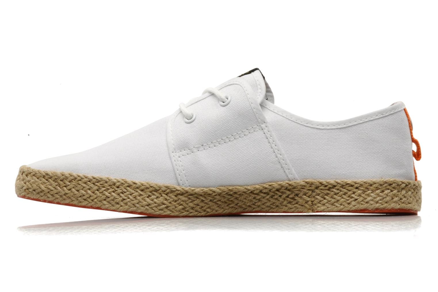 Sneakers Fish 'N' Chips Spam Bianco immagine frontale