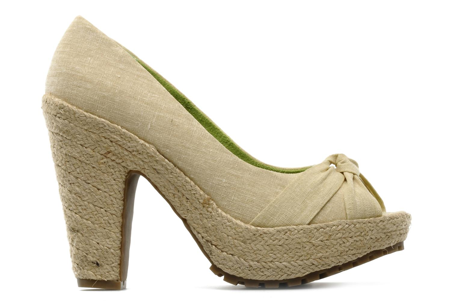 Pumps Blowfish VANAMO Beige achterkant