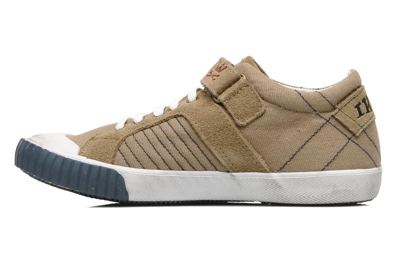 Sneakers IKKS MURPHY Beige voorkant
