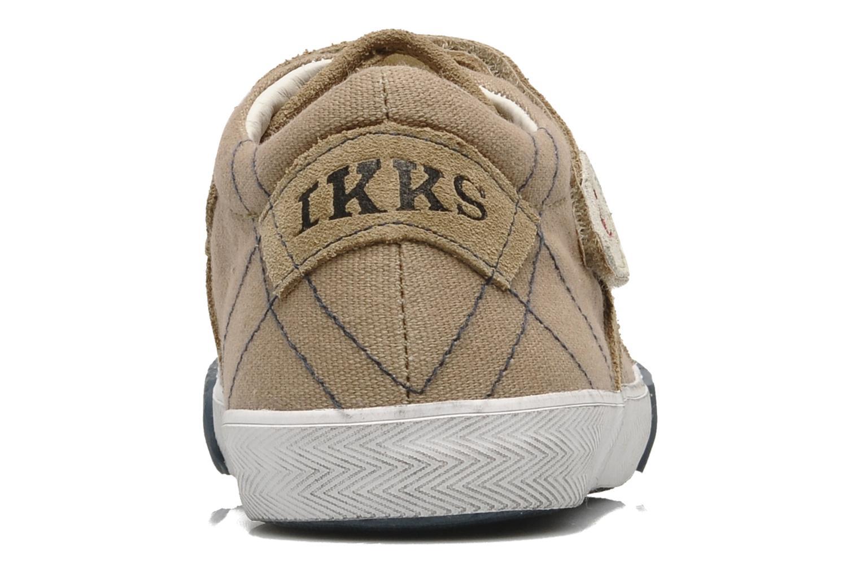 Sneakers IKKS MURPHY Beige rechts