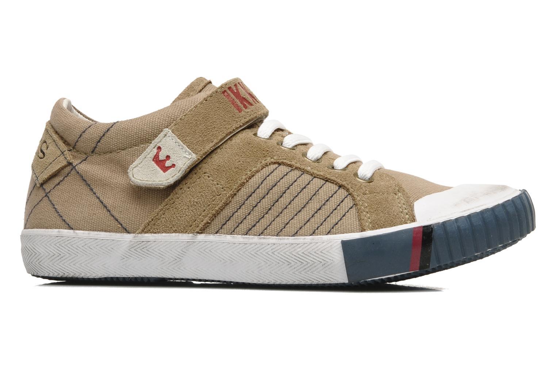Sneakers IKKS MURPHY Beige achterkant