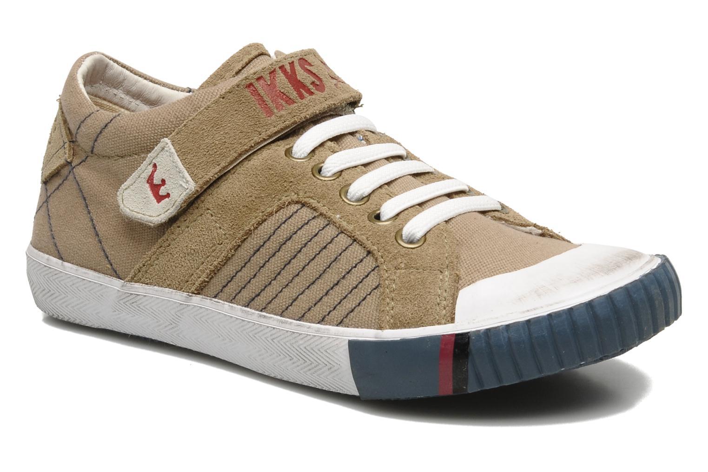 Sneakers IKKS MURPHY Beige detail