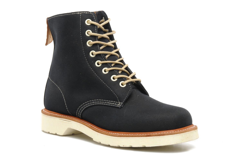 Stiefeletten & Boots Dr. Martens BECKETT blau detaillierte ansicht/modell