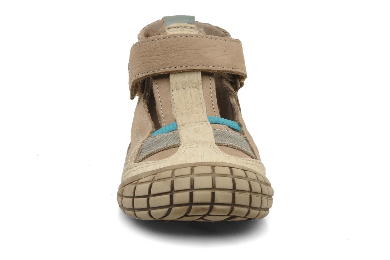 Boots en enkellaarsjes Babybotte Sharle Bruin model