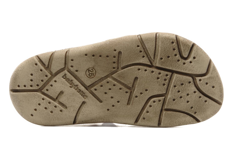Sandales et nu-pieds Babybotte Tedi Rouge vue haut