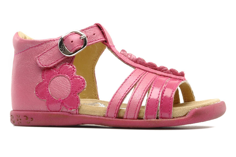 Sandali e scarpe aperte Babybotte Topmodel Rosa immagine posteriore