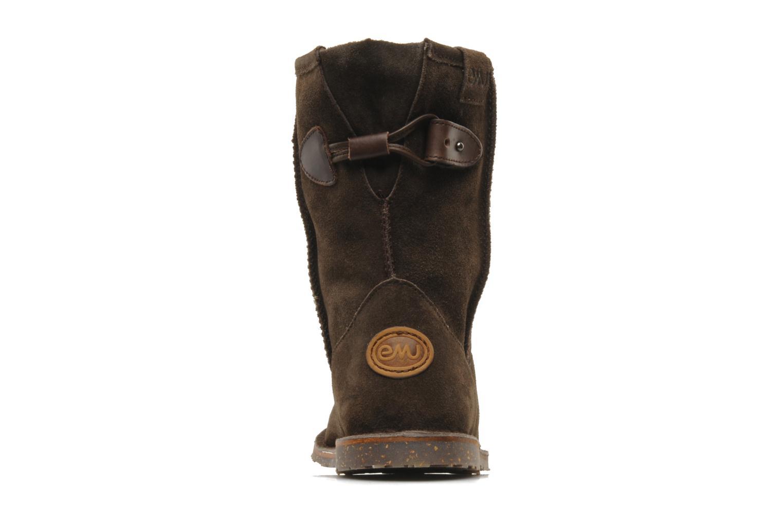 Stiefeletten & Boots Emu Australia DUTTON LO braun ansicht von rechts