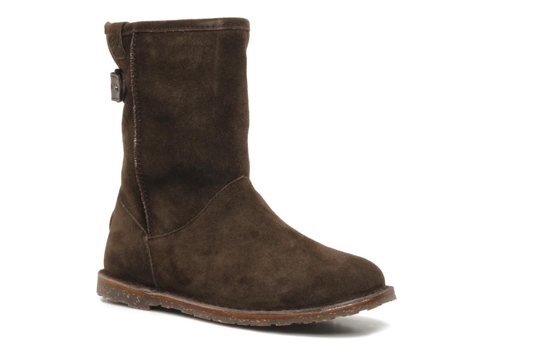 Stiefeletten & Boots Emu Australia DUTTON LO braun detaillierte ansicht/modell