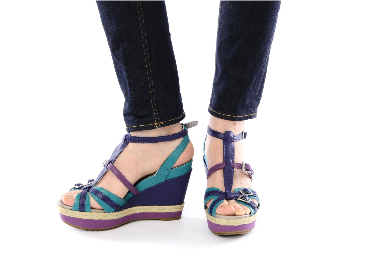 Sandali e scarpe aperte Clarks Scent Trail Multicolore immagine dal basso