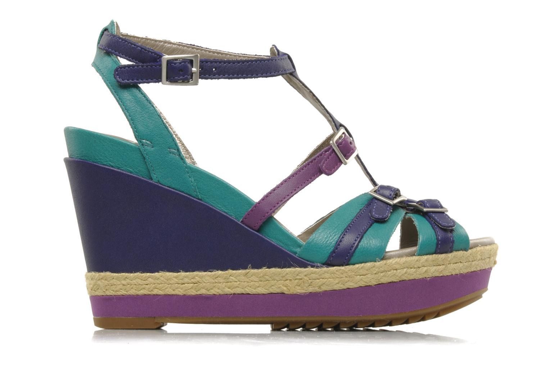 Sandali e scarpe aperte Clarks Scent Trail Multicolore immagine posteriore