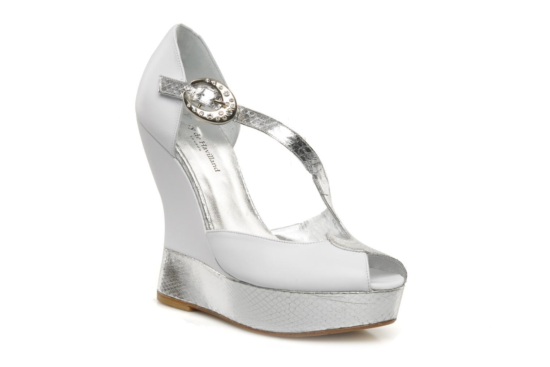 Pennie White Silver