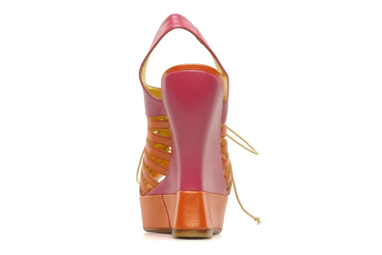 Sandali e scarpe aperte Terry de Havilland Jay Multicolore immagine destra
