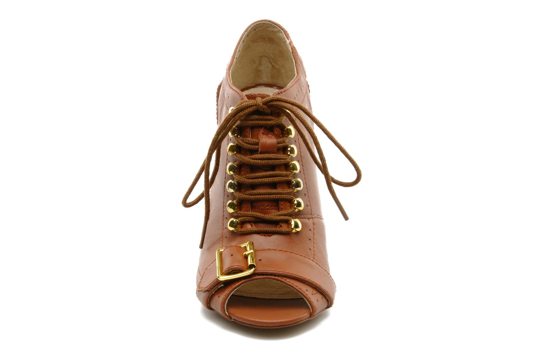 Boots en enkellaarsjes Supertrash Stolen Bruin model