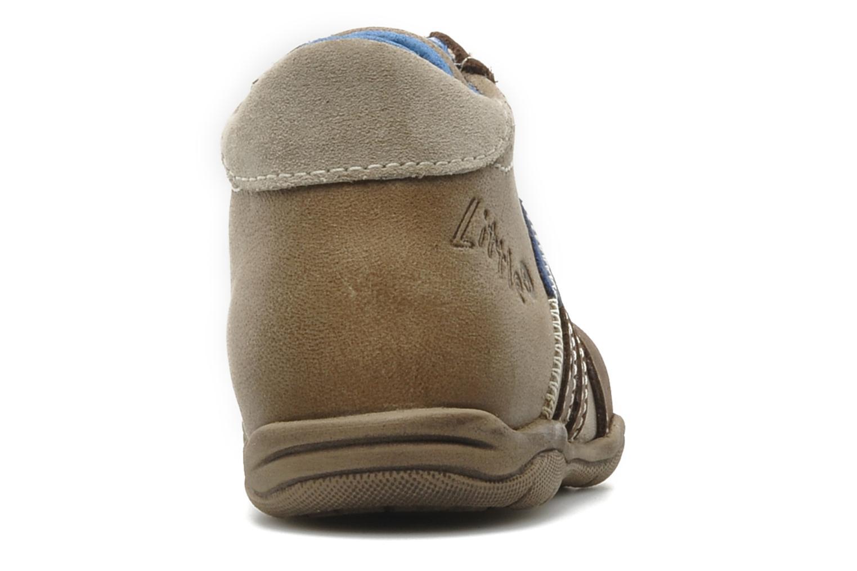 Stiefeletten & Boots Little Mary Jeudi braun ansicht von rechts