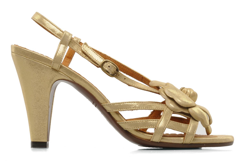 Sandalen Chie Mihara Vossa gold/bronze ansicht von hinten
