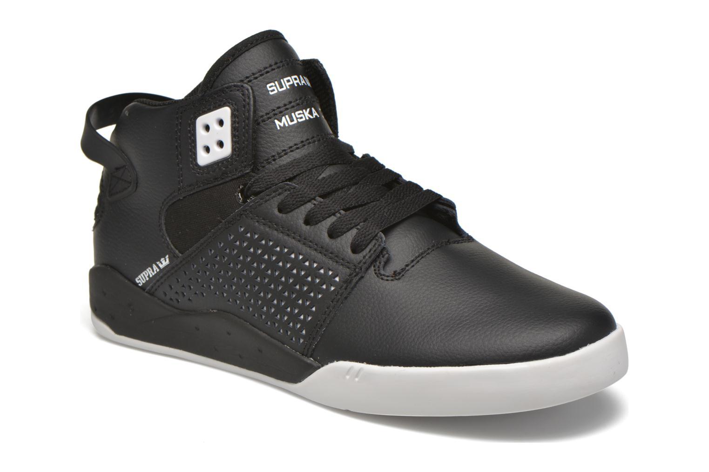 Chaussures de sport Supra Skytop III Noir vue détail/paire