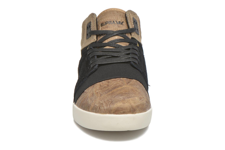 Sportskor Supra Skytop III Brun bild av skorna på
