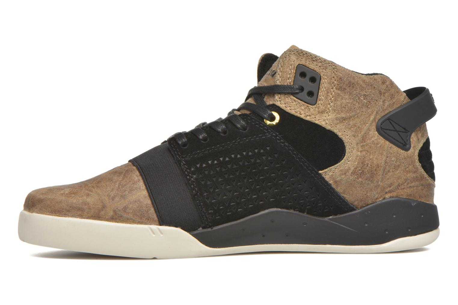 Sport shoes Supra Skytop III Brown front view
