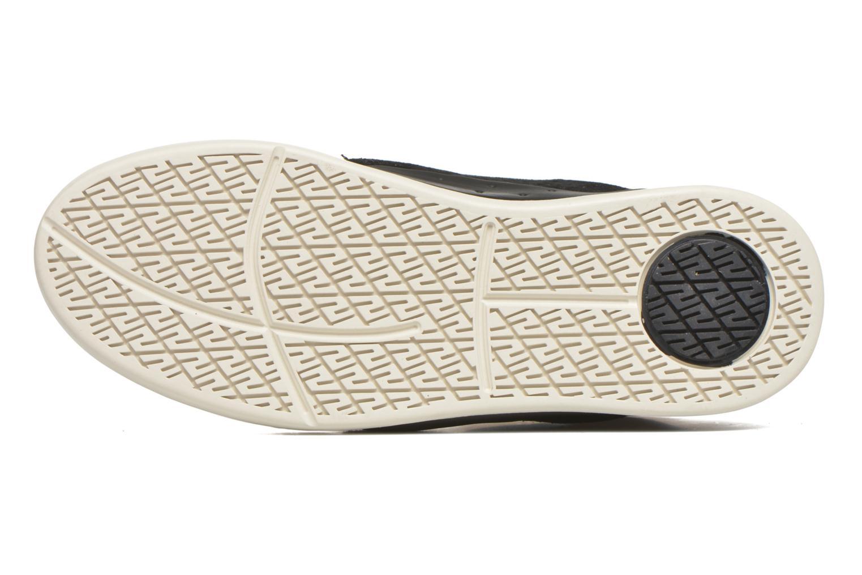 Chaussures de sport Supra Skytop III Marron vue haut