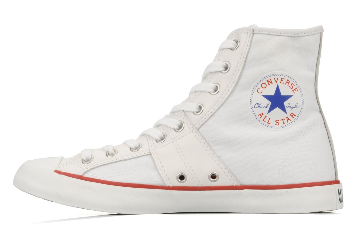 Sneakers Converse Chuch Taylor lady Canvas Hi Bianco immagine frontale