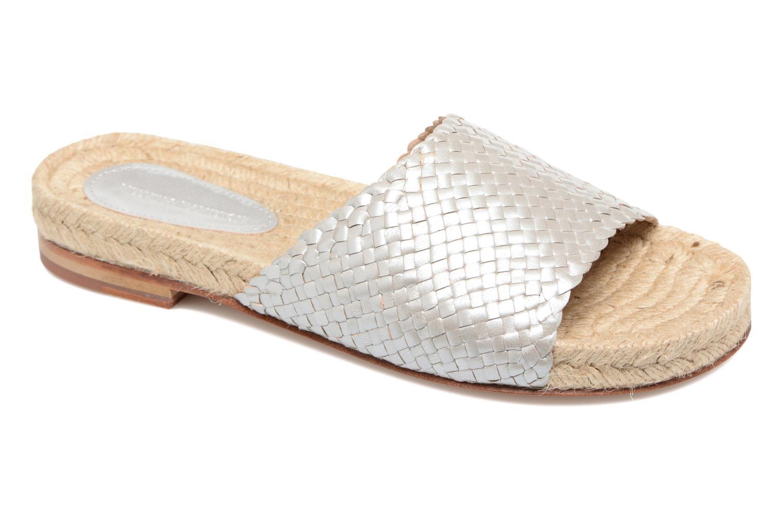 Zapatos promocionales Melvin & Hamilton Hanna 5 (Plateado) - Zuecos   Cómodo y bien parecido
